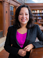 Faculty headshot of Thelma Escobar, PhD